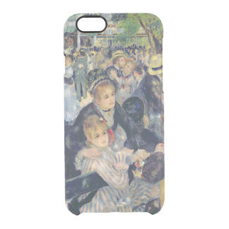 Pierre A Renoir | Ball at the Moulin de la Galette Clear iPhone 6/6S Case