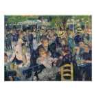 Pierre A Renoir | Ball at the Moulin de la Galette Poster