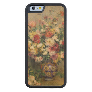 Pierre A Renoir | Dahlias Maple iPhone 6 Bumper Case
