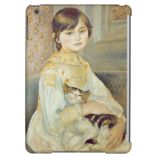 Pierre A Renoir | Julie Manet with Cat iPad Air Cases