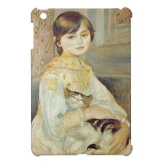 Pierre A Renoir | Julie Manet with Cat iPad Mini Cover