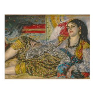 Pierre A Renoir | Olympia Postcard