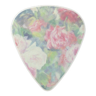 Pierre A Renoir | Roses 2 Acetal Guitar Pick