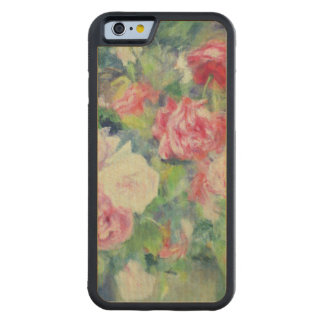 Pierre A Renoir | Roses 2 Maple iPhone 6 Bumper Case