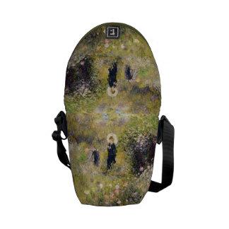 Pierre A Renoir | Summer Landscape Courier Bags