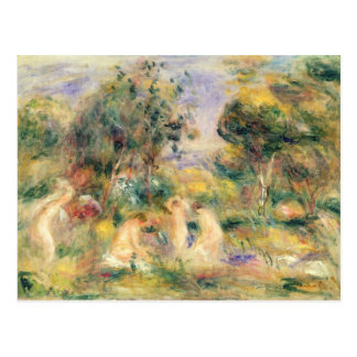 Pierre A Renoir | The Bathers Postcard