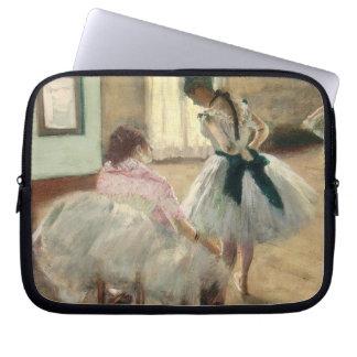 Pierre A Renoir | The Dance Lesson Laptop Computer Sleeve