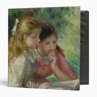 Pierre A Renoir | The Reading Binder