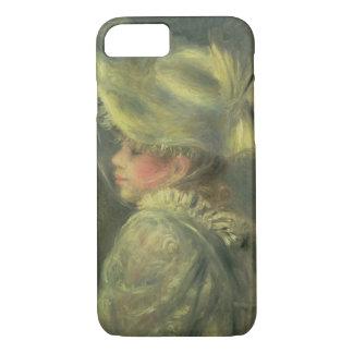 Pierre A Renoir   The White Hat Case-Mate iPhone Case