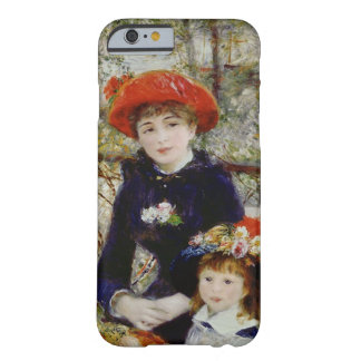 Pierre A Renoir | Two Sisters, or On The Terrace Barely There iPhone 6 Case