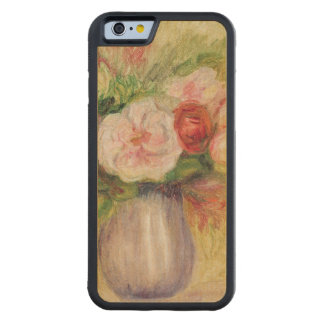 Pierre A Renoir | Vase of Flowers Maple iPhone 6 Bumper Case
