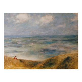Pierre A Renoir | View of the Sea, Guernsey Postcard