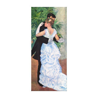 Pierre-Auguste Renoir Dance in the City Canvas Print