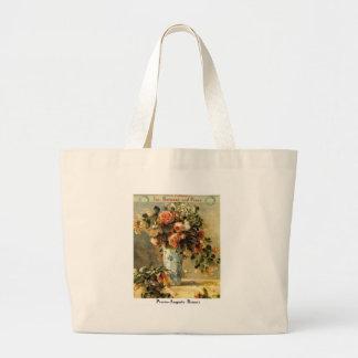 Pierre-Auguste Renoir - Inspirational Jumbo Tote Bag