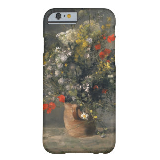 Pierre Auguste Renoir Painting, Flowers In A Vase Barely There iPhone 6 Case