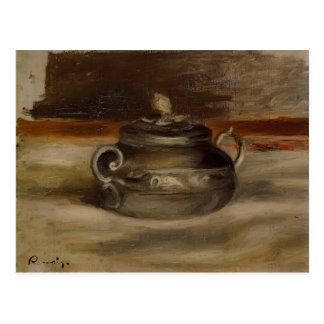 Pierre-Auguste Renoir- Sugar Bowl Postcard