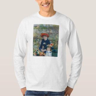 Pierre-Auguste Renoir - Two Sisters T-Shirt