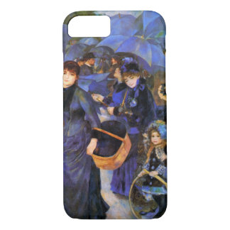"Pierre Auguste Renoir's ""Umbrellas"" iPhone 7 Case"