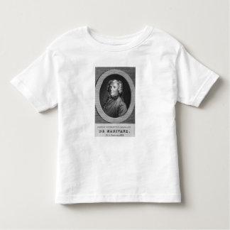 Pierre Carlet de Chamblain, known as Marivaux Toddler T-shirt