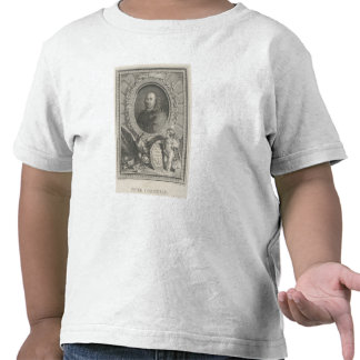 Pierre Corneille  French playwright T Shirt
