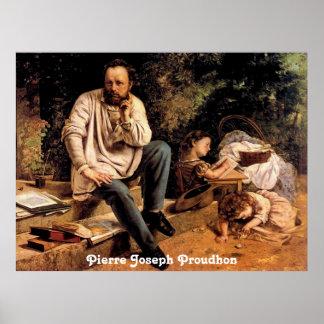 Pierre Joseph Proudhon poster