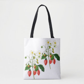 Pierre Redoute Flowers Tote