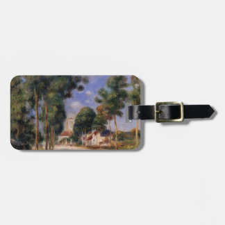 Pierre Renoir- Entering the Village of Essoyes Luggage Tag