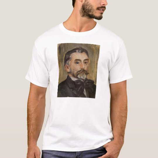 Pierre Renoir- Portrait of Stephane Mallarme T-Shirt