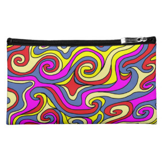 Pierre Sueded Cosmetic Bag