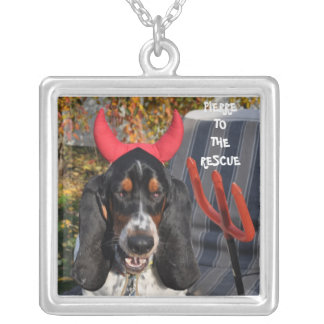 PIERRE TO THE RESCUE NECKLACE