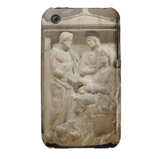 Pierre tombale de Phainippos et de Mnesarete Coques iPhone 3 Case-Mate