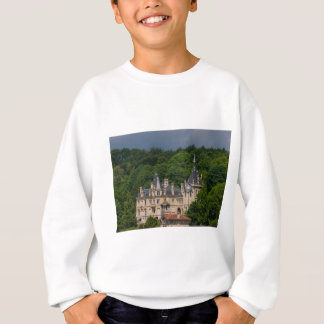 Pierrefonds Castle Sweatshirt