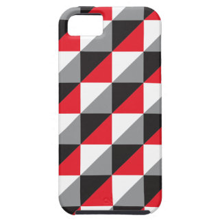 Pierrodress_red.ai iPhone 5 Case