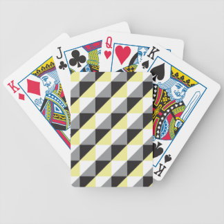Pierrodress_yellow Bicycle Playing Cards
