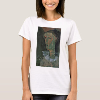 Pierrot (Self Portrait as Pierrot) by Amedeo Modig T-Shirt