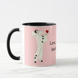 Pierrot's Love Mug