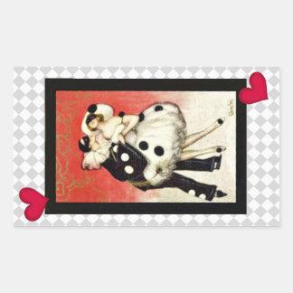 Pierrot's Masquerade Sticker