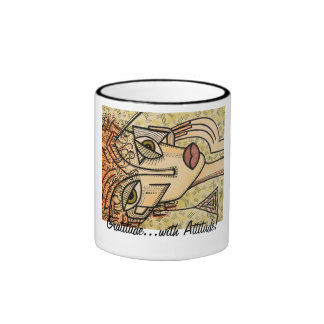 "Pierucci Original Art ""Thank You"" Mug"