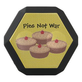 Pies Not War Black Bluetooth Speaker
