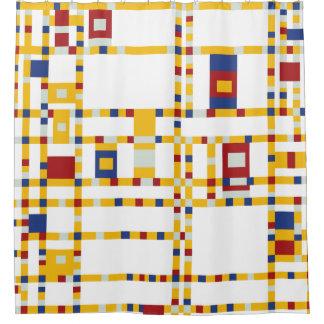 Piet Mondrian - Broadway Boogie Woogie Modern Art
