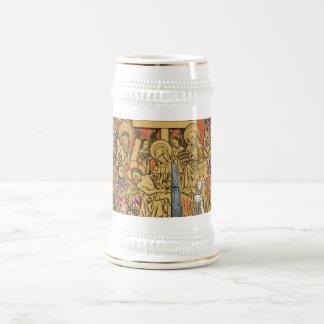 Pieta 18 Oz Beer Stein