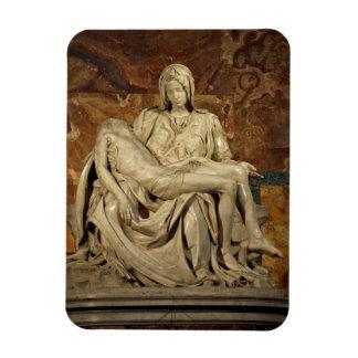 Pieta by Michelangelo Magnet
