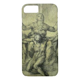 Pieta for Vittoria Colonna by Michelangelo iPhone 7 Case