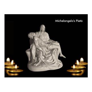 Pieta image for postcard