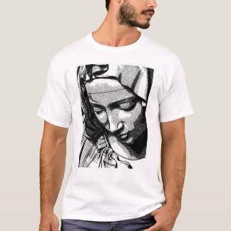 PIETA VIRGIN MARY  T-Shirt