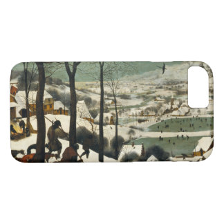 Pieter Bruegel the Elder - Hunters in the Snow Case-Mate iPhone Case