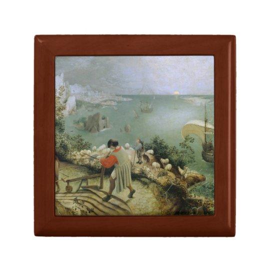 Pieter Bruegel the Elder -Landscape Fall of Icarus Gift Box