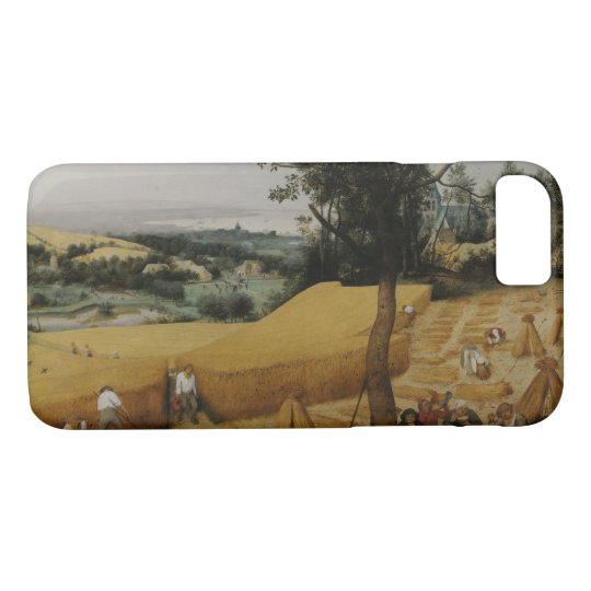 Pieter Bruegel the Elder - The Harvesters iPhone 8/7 Case