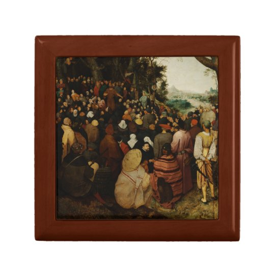 Pieter Bruegel the Elder - The Sermon of St John Gift Boxes