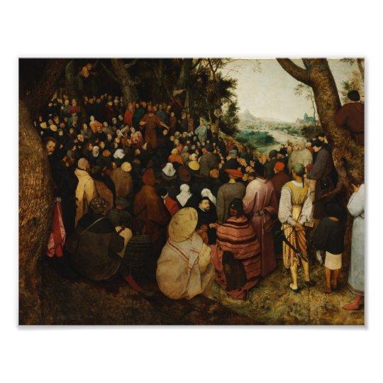 Pieter Bruegel the Elder - The Sermon of St John Photo